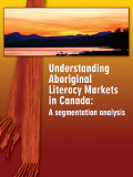 Understanding Aboriginal Literacy Markets in Canada A Segmentation Analysis