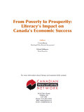 From Poverty to Prosperity Literacy's Impact on Canada's Economic Success
